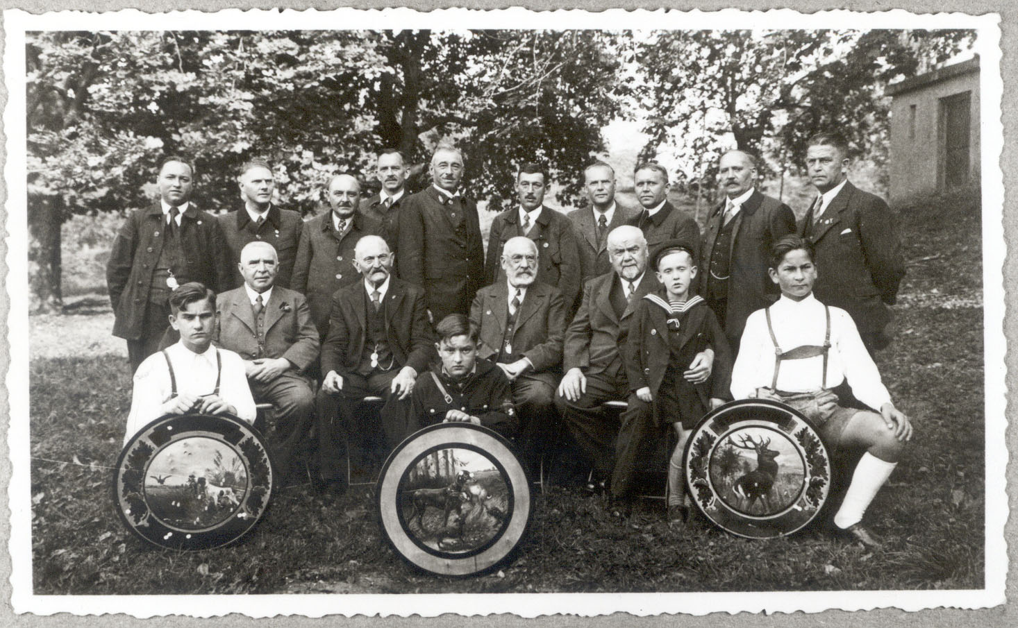 Bild des hundertjährigen Bestehens