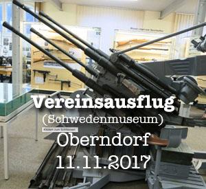 171111 Vereinsausflug Oberndorf