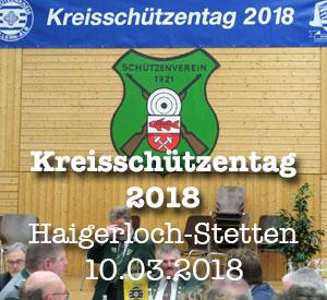 Kreisschützentag 2018
